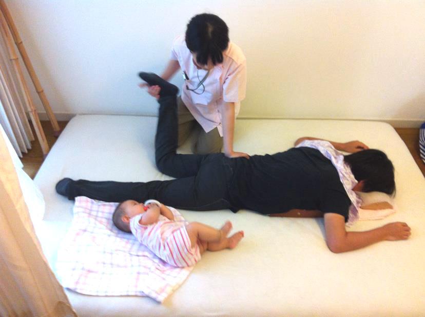 妊娠中・産後のケア post thumbnail image