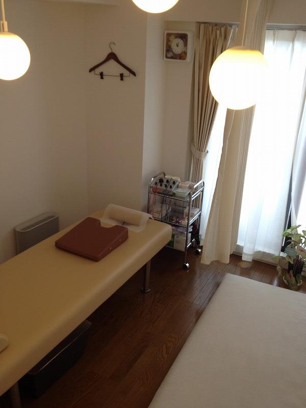 鍼灸施術室